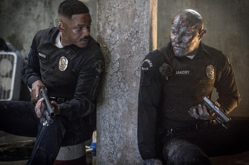 Bright Sequel Greenlit Netflix Green Light Will Smith Joel Edgerton Movie Streaming