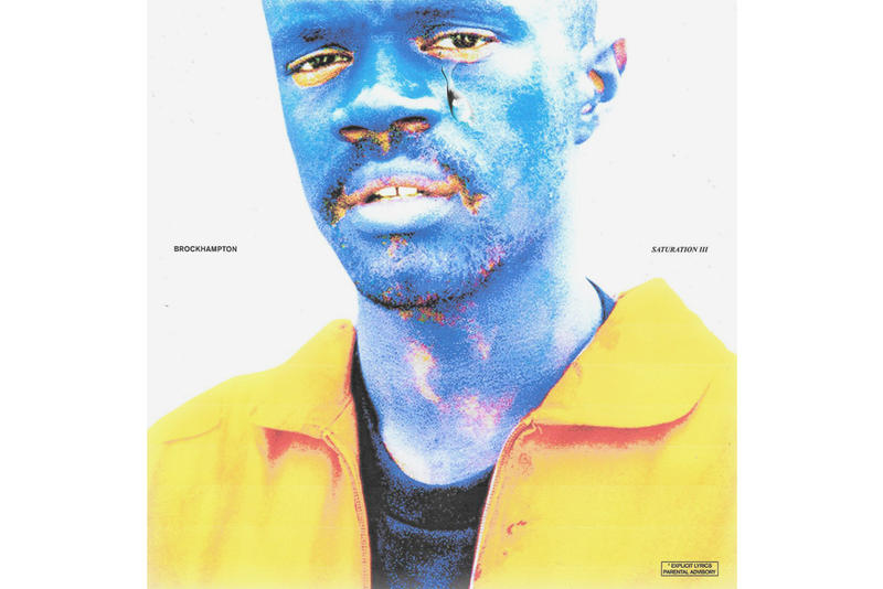 Brockhampton Saturation III Tracklist