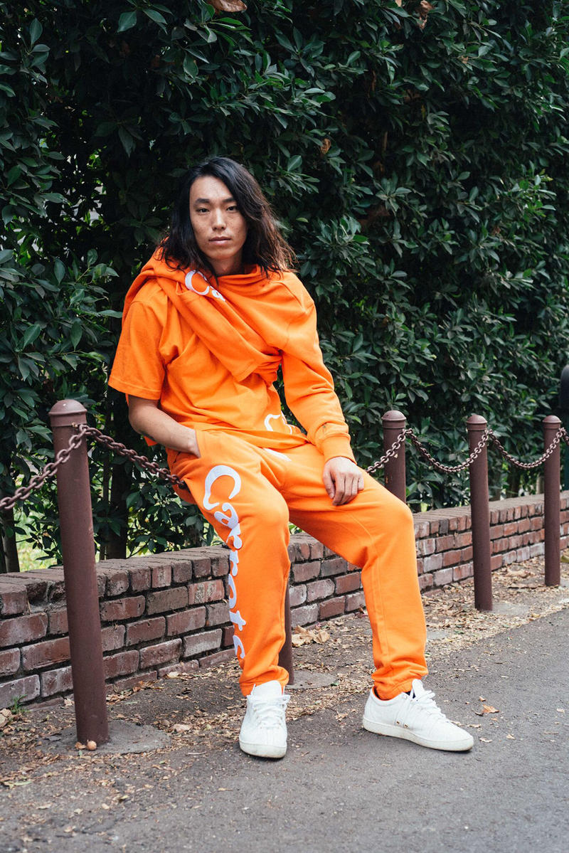 "Carrots Winter 2017 ""Grade A Carrot Juice"" Lookbook"