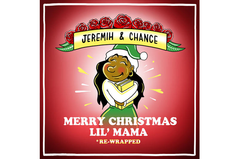 Chance The Rapper Jeremih's 'Merry Christmas Lil Mama: Rewrapped' Mixtape