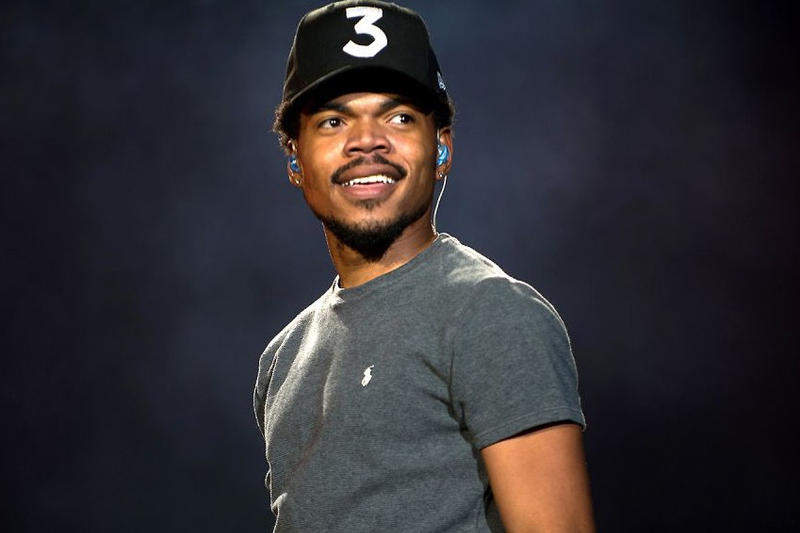Merry Christmas Lil Mama.Chance The Rapper Teases New Christmas Work Hypebeast