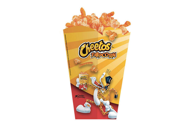 Cheetos Popcorn Regal Cinemas Movie Theaters Frito Lay Food