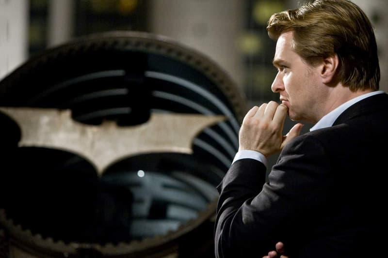 Christopher Nolan DC Extended Universe Dark Knight