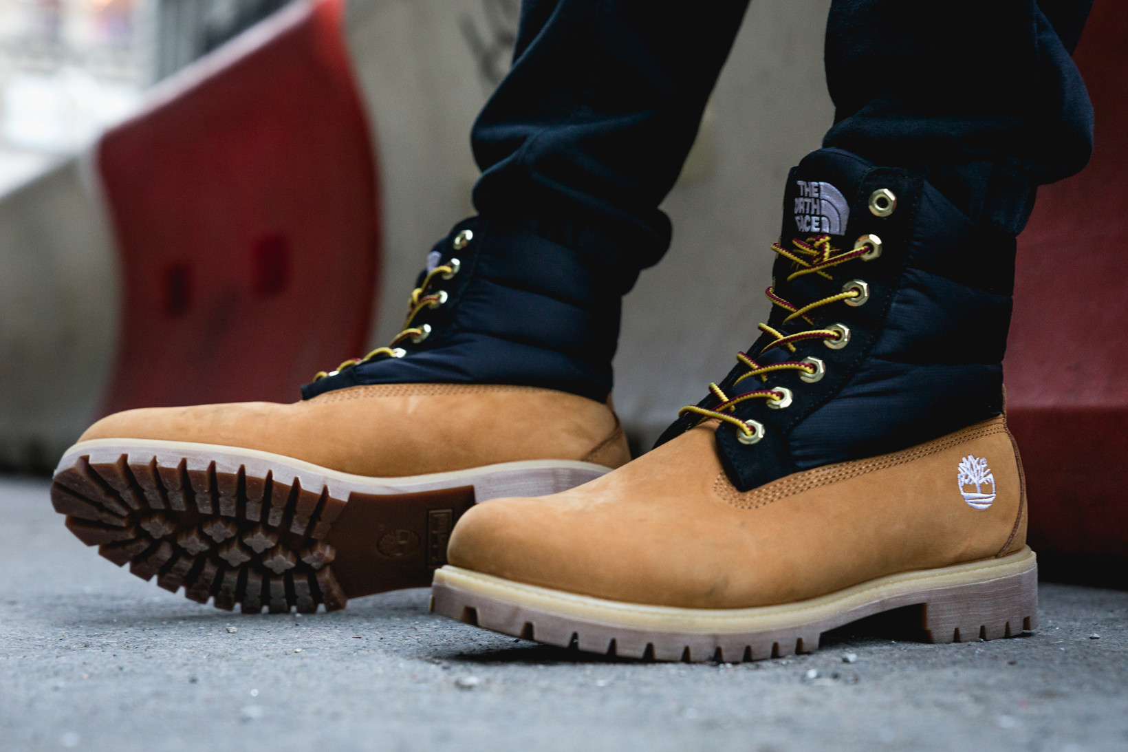 The North Face Timberland 2017 Fall