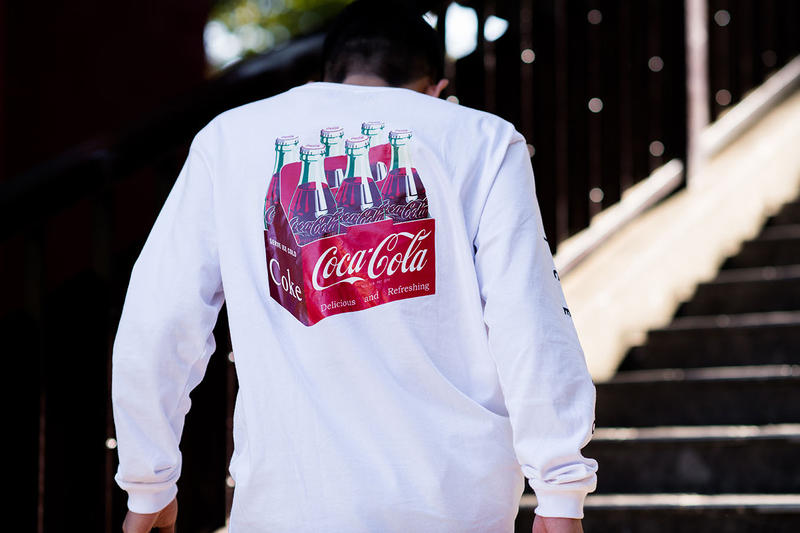 Coca Cola atmos LAB Collaboration Capsule Collection 2017 December 1 Release Date Info