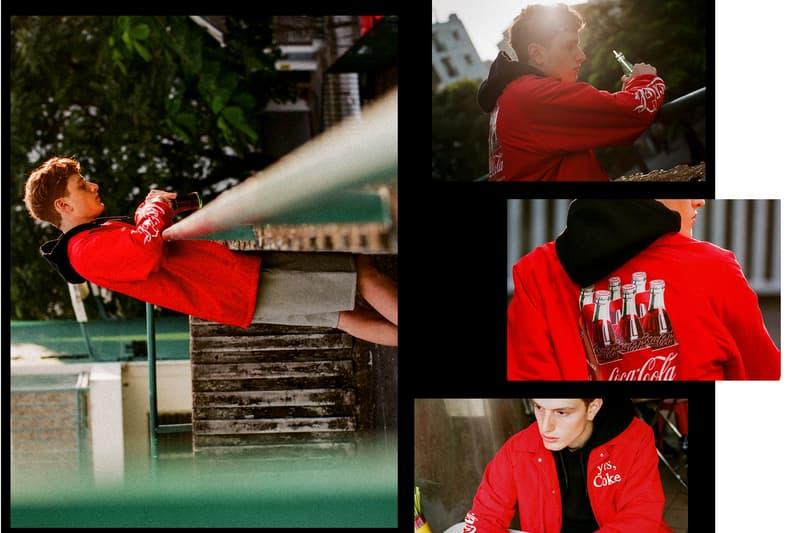 Coca Cola atmos LAB HBX Release Collaboration Coke 2017 December 13 Release Date Info