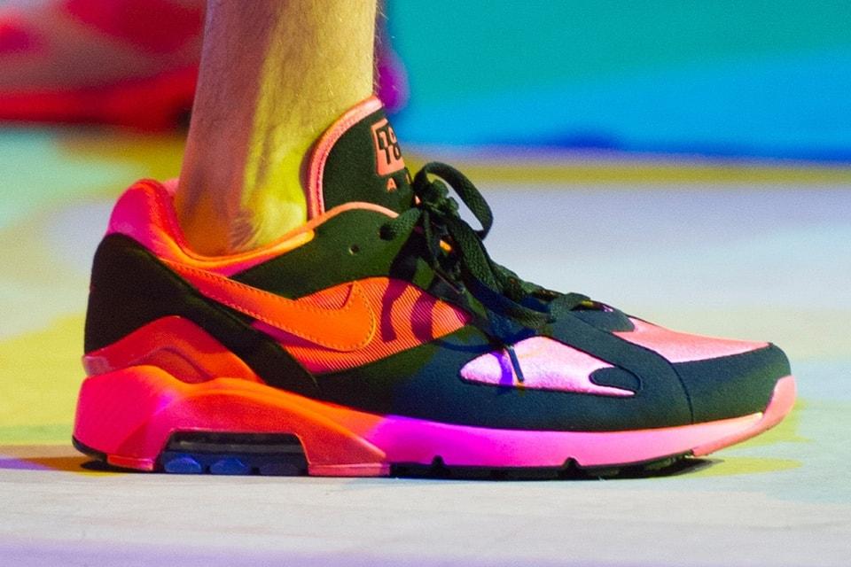 bas prix 9d24b 8917b CdG HOMME x Nike Air Max 180 Release | HYPEBEAST