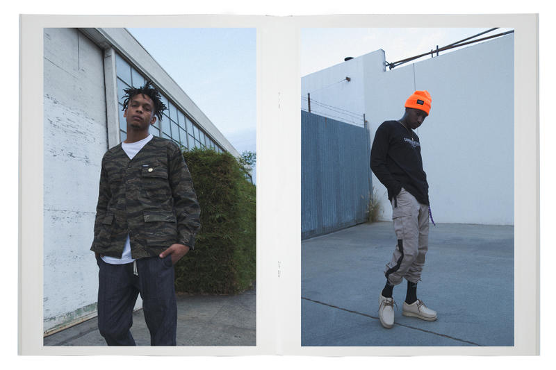 Commonwealth Fall Winter 2017 Collection Lookbook