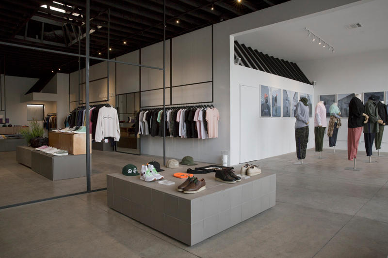 Commonwealth DTLA US Flagship Store Downtown Los Angeles Pictures