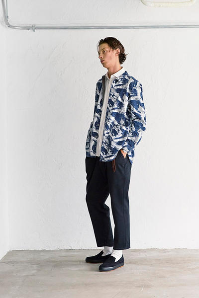 CURLY 2018 Spring Summer Collection Lookbook Japan The Weft