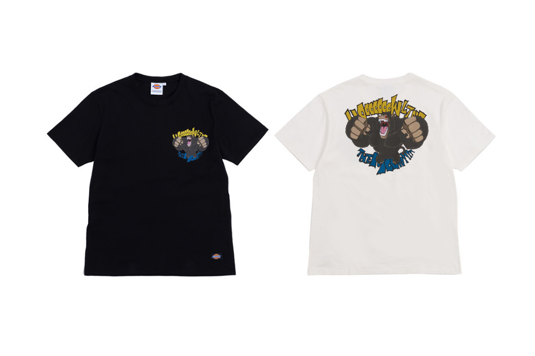 598247df910e Dickies Japan Collaborates with Dragon Ball Z | HYPEBEAST