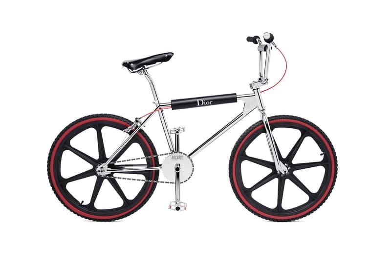 Dior Homme BMX Bogarde Bike B01 Sneakers Sole DXB 1027