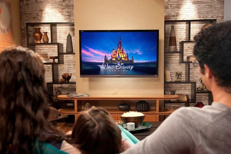 Disney Fox Rupert Murdoch Bob Iger The Simpsons X-Men Netflix Streaming Service