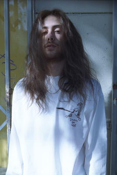 DIVINITIES bend Tokyo SHINKNOWNSUKE LA Exhibition Lookbook Hoodies Tees Shirts