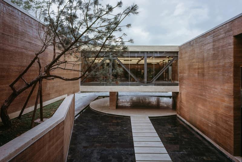 DL Atelier Architecture Sanbaopeng Art Museum