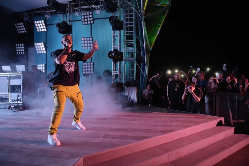 Drake Virgil Abloh Miami Beach Edition hotel Art Basel
