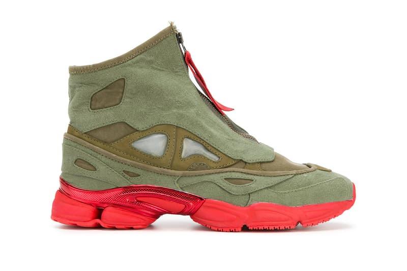 The Shoe Surgeon Farfetch Y-3 Maison Margiela Replica Raf Simons adidas Originals Ozweego 3 Y-3 Qasa Mira Dominic Chambrone
