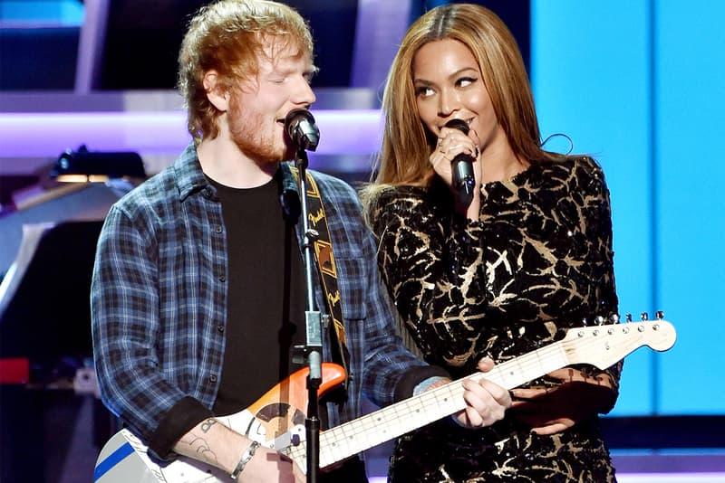 Beyoncé Ed Sheeran Perfect Duet Remix