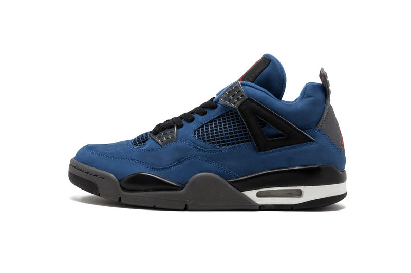Eminem Air Jordan 4 Retro Rumor 2017 2018 Release Date Info Sneakers Shoes Footwear Collaboration Blue Black Red White Detroit Nike Rumors Revival Encore
