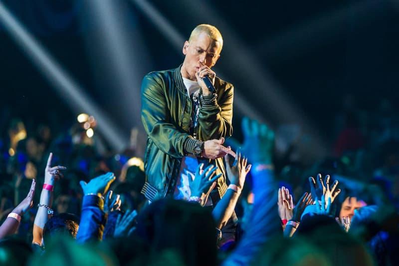 Eminem Record Breaking History Charts Revival Album Leak Single Music Video EP Mixtape Download Stream Discography 2017 Live Performance Tour Dates
