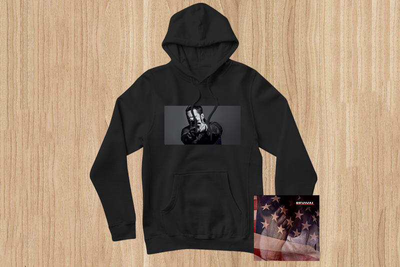 Eminem Limited Edition Revival Packs
