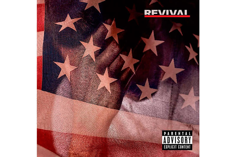 Eminem Revival Single Untouchable Album Artwork
