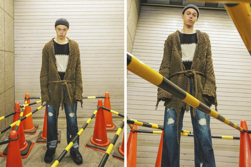 EMPTY R _ _ M Archive Editorial Number Nine Phenomenon Undercover Raf Simons