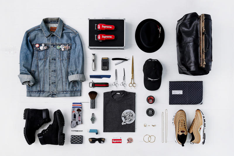 Essentials: Richard Mendoza, American Crew