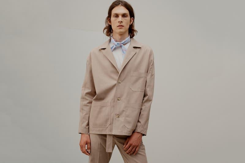 European Designer Spotlight GOETZE Berlin Sissi Goetze Voo Store Berlin Verduu Louise Wilson Central Saint Martins Tailoring Shirting Minimalism