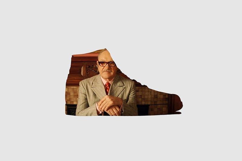 Extra Butter Mystery Release Gene Hackman The Royal Tenenbaums footwear