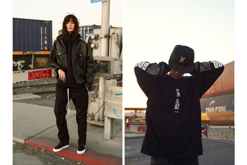 Fear of God JAY Z 4 44 Collection Lookbook