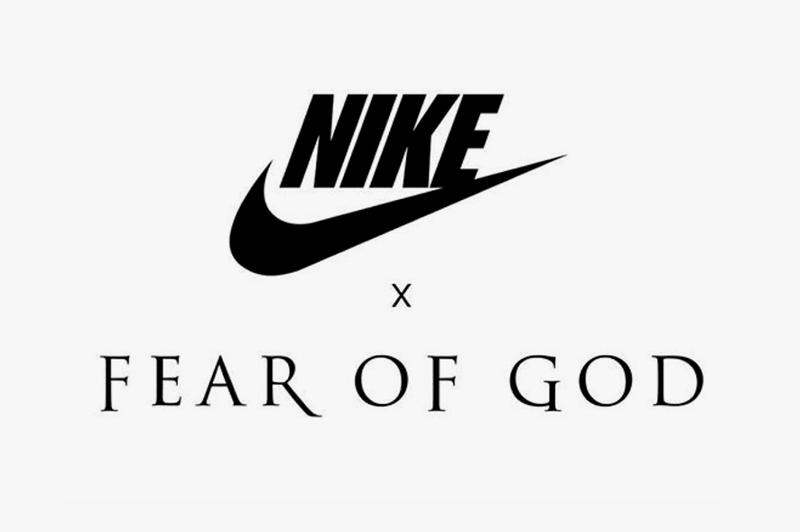 Jerry Lorenz Fear of God Nike Collaboration 2018 Release