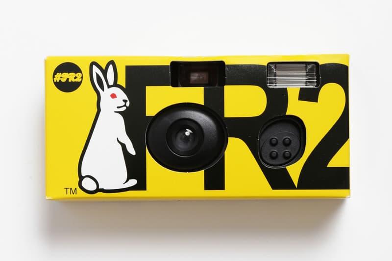 Fxxking Rabbits FR2 Instant Camera Single Use