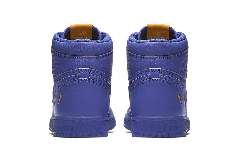 Gatorade Air Jordan 1 Grape Collaboration Purple 2017 December 26 Release Date Info Sneakers Shoes Footwear