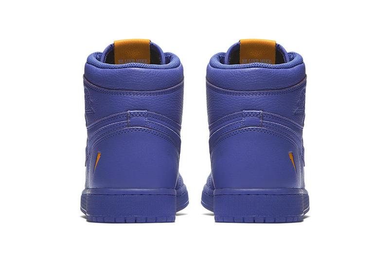 8dd089226733 Gatorade Air Jordan 1 Grape Collaboration Purple 2017 December 26 Release  Date Info Sneakers Shoes Footwear