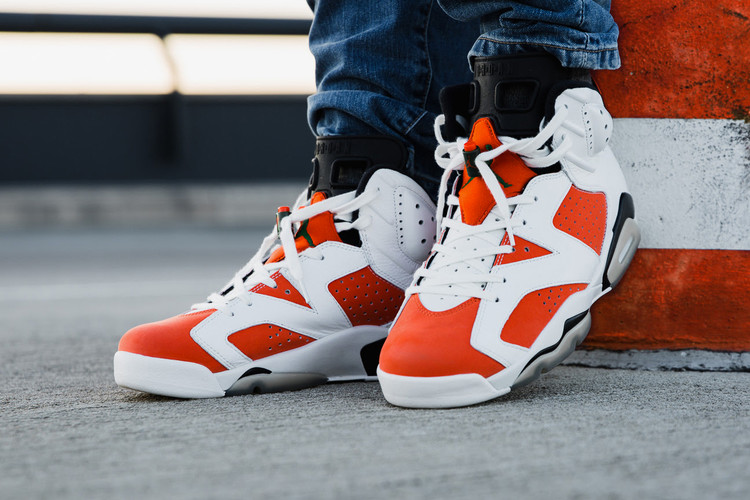 d8eb954dd2a040 A Closer Look at the Gatorade x Air Jordan 6