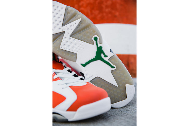Gatorade Air Jordan 6 Like Mike Closer Look 2017 December 16 Release Date Info Sneakers Shoes Footwear Overkill Berlin