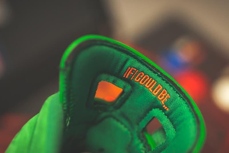 Gatorade Air Jordan 6 Pine Green Orange Blaze  2017 December 30 Release Date Info Sneakers Shoes Footwear