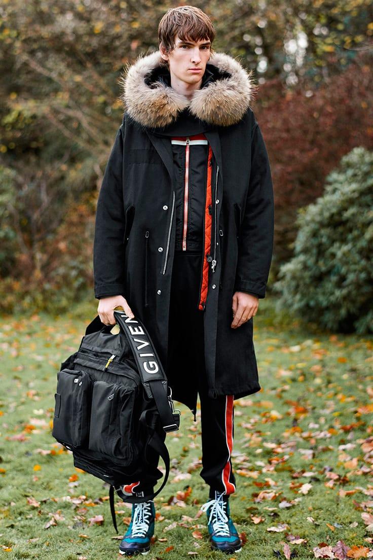Givenchy Pre-Fall 2018 Lookbook   HYPEBEAST