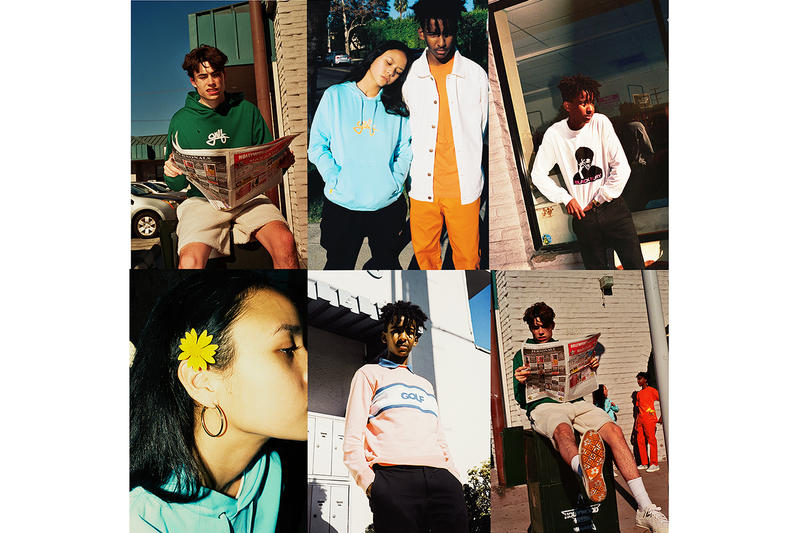 Golf Wang Holiday Collection 2017 Tyler The Creator