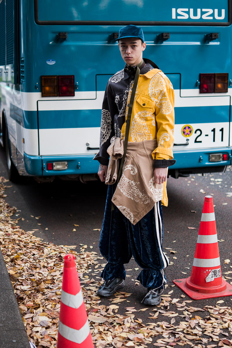 GR8 Tokyo Fall/Winter 2017 Editorial Bleumode Sashadidntwakeup martine rose alexander wang 11 by boris bidjan saberi