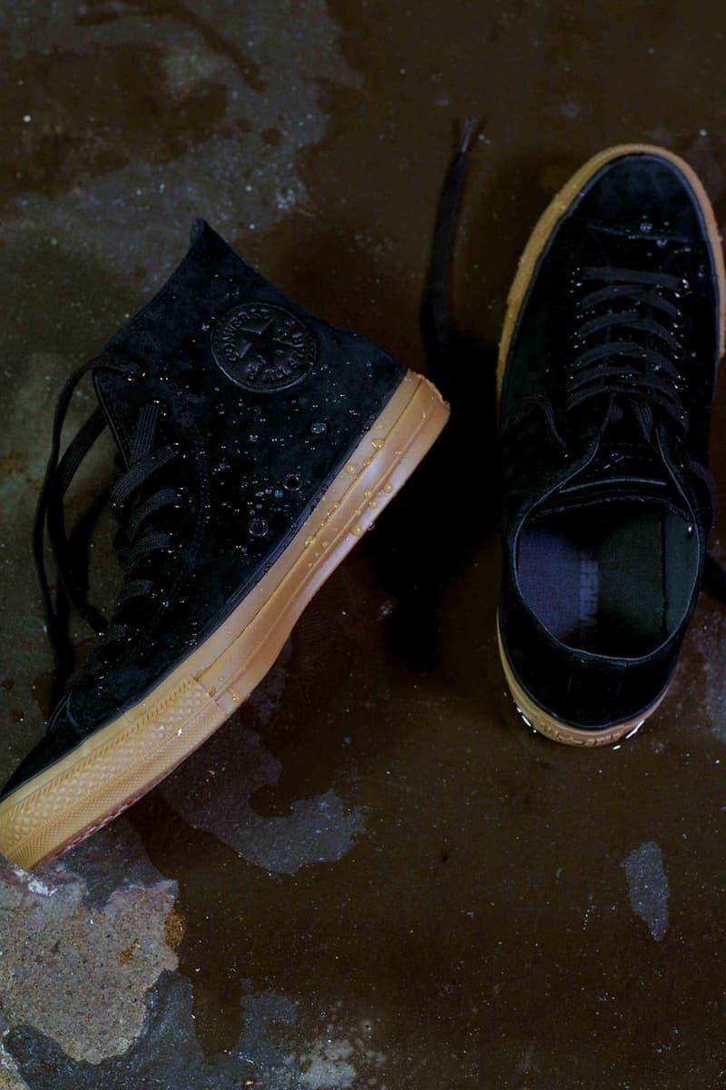 Converse Waterproof All Star WV GM Suede GRIND Magazine J.W. Anderson Sneakers