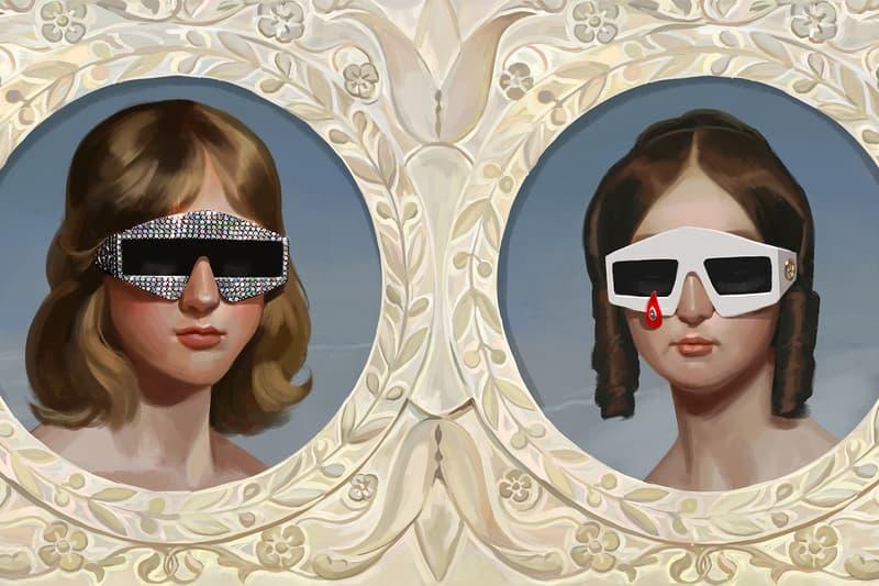 Gucci Spring Summer 2018 Utopian Fantasy Campaign Ignasi Monreal