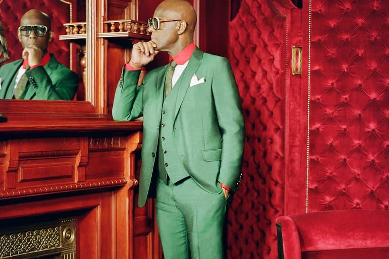 Gucci Dapper Dan Harlem Atelier Store Tailoring