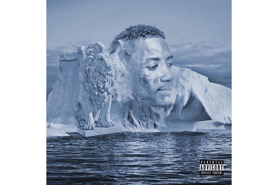 63ad43a1816 Gucci Mane El Gato Human Glacier Album Cover Art