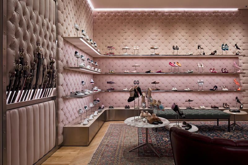 831b62bdf06 Gucci Miami Design District Store 2017 December 1 Opening Debut