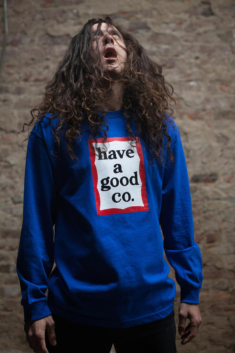 The Good Company Have A Good Time Collaboration T Shirt Hoodie Graphic 2017 December 10 Drop Release