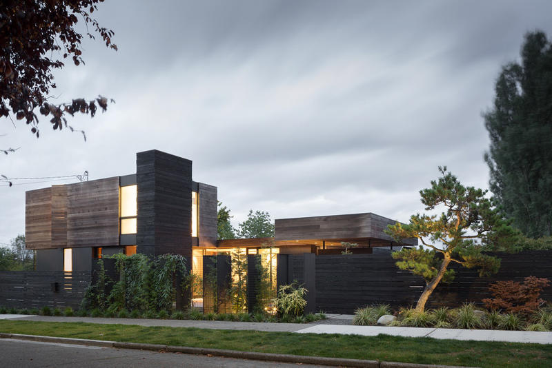 Helen Street Seattle Home MW Works LLC Architecture Project Residence Joseph Eichler