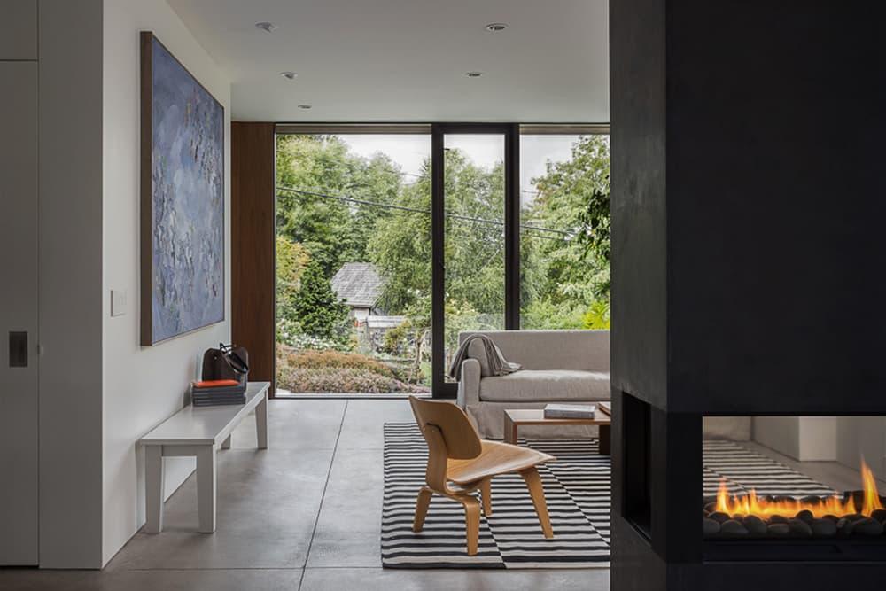 Helen Street Seattle Home MW Works LLC Architecture Project Residence Joseph Eichler