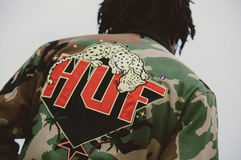HUF TSI Holdings Co Sale Announcement 2017 December 4 acquisition purchase buy 2017 spring lookbook collection
